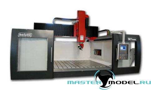 5-axis CNC vertical milling machine