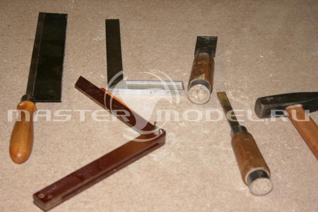 Ручной инструмент для работ по дереву