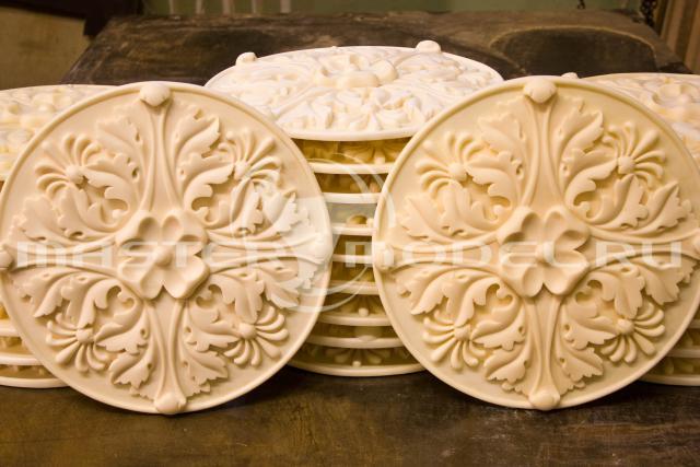 Изделия из полиуретана, полученные литьём в форму