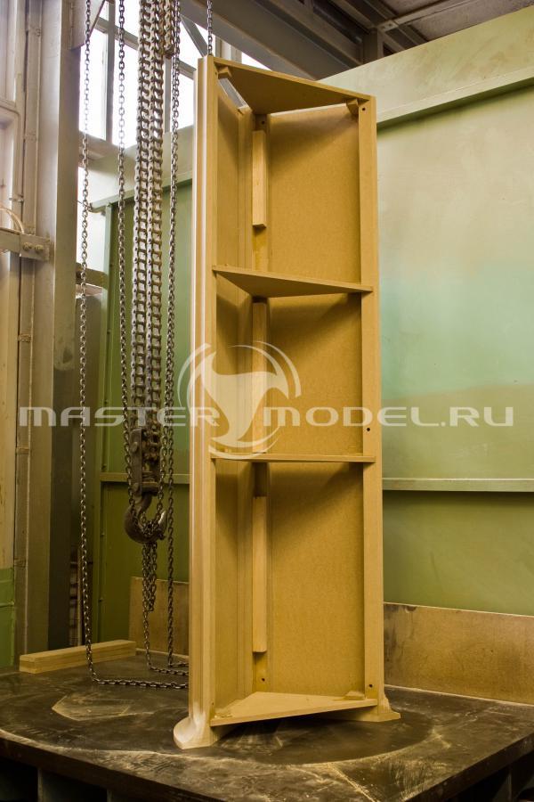 Модель колонны для архитекетора