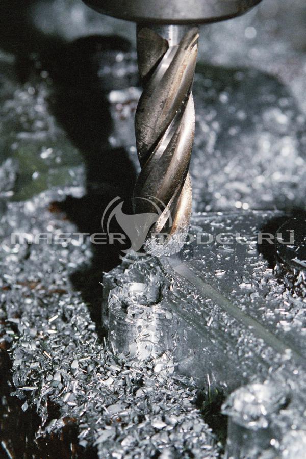 Обработка алюминиевого сплава