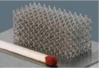 Легкая конструкция из алюминия